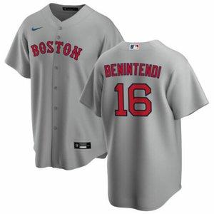 Pas cher Andrew Benintendi Couleurs de TOUS Hommes 2020 Hommes Cousu XS-6XL Baseball Maillots