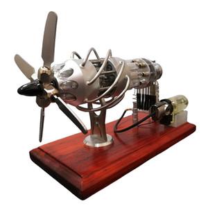 Stirling Modèle Engine - école Kit physique - combustion interne