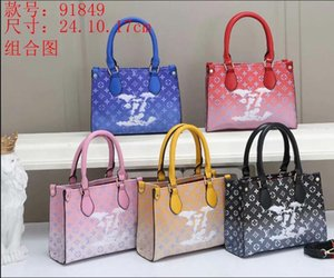 Free Shipping!Fashion Handbags Purse Totes Large Capacity Ladies Simple Shopping Handbag PU Leather Shoulder Bags
