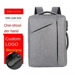 School for male and femalestudents office portable business laptop Laptop computer computer bag bag 15.6-inch nylon portable backpack