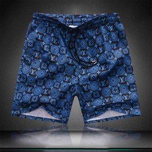 2020 Populares calções de verão ocasional praia calções calças marca bordo dos homens dos homens respirável Medusa calções de banho pan