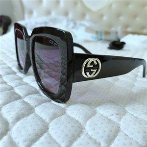 Gli amanti G Occhiali da sole donne degli uomini di lusso di alta qualità occhiali da sole Spiaggia di guida per le vacanze UV400 occhiali da sole regalo 65