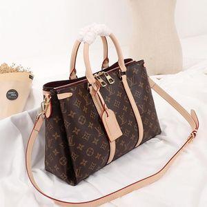 Drop Ship Vintage Womens Bags Fashion Classic Leather Ladies Bucket Bag Style Pocket Luxury Handbag Shoulder Crossbody Large Capacity Bags