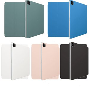 Secure Magnetic Auto Wake Sleep Case Silky-Smooth Shockproof Cover for 2020 2018 iPad Pro 11'' 12.9'' Inch