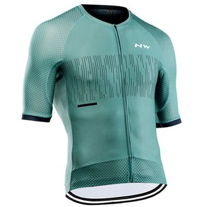 Men Summer Cycling Jersey NW New Short Sleeve Cycling Clothing MTB Pro Team Bike Shirt Road Bike Sportswear Maillot Racing Tops