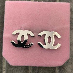 고품질 뜨거운 판매 18K 골드 실버 316L 스테인리스 편지 스터드 귀걸이 남성 여성 소년 소녀 선물 보석 반지 장미