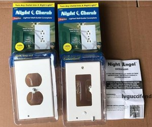 2017 new TV products Night Angel night light Induction light Switch light Color boxed spot