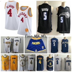 Men 2020 Cousu Victor Oladipo 4 IndianaPacers Swingman New Jersey 2019 OrlandoMagie Mohamed Bamba 5 Jersey Basketball