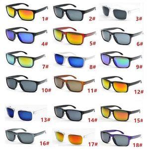 Hot Selling Designer Sunglasses For Men Summer Shade UV400 Protection Sport Sunglasses Men Sun Glasses 18 Colors