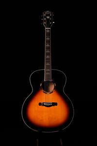 단단한 나무에서 햇살의 도매 새로운 도착 BROUSSJN 43 #의 J200 모델 어쿠스틱 기타 맞춤 제작