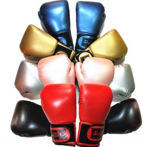Suteng adulta gran combate de boxeo Sanda de revestimiento que forma la manga de entrenamiento de boxeo de la perla grande guantes de los guantes de perlas