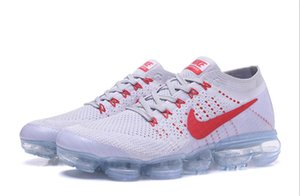 2020 Aire 2.0 Maxes 1.0 Ejecución de Calzado para Hombres atléticos entrenadores deportivos para mujer, zapatillas de deporte al aire libre Vaormax Negro Caminar en línea de zapatos con 36-45