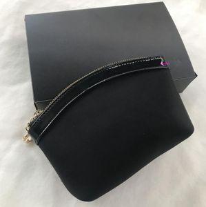 New bagzipper de stockage de maquillage CC avec un sac pendentif cadeau VIP avec boîte