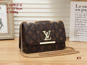 yslClassic rhombus chain leather shoulder bags designer luxury clutch women handbag quality luxury Designer brand handbags