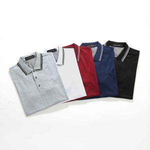 Designer 2020 new Polo shirt men high quality crocodile embroidery LOGO large size M3XL short sleeve summer casual cotton Polo shirt men's