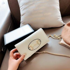 Explosion clip bag handbag wallet backpack main card holder duffle bag women handbags handbag horsebit card holder 2020 new