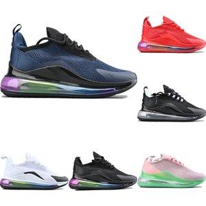 2020 Dccxx Motif creux maille respirante Chaussures de sport originale Dccxx arc-en-Gradient Air Zoom Rembourrage Chaussures Jogger