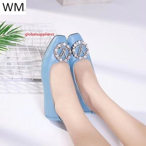 Best Selling Ladies Casual Blue Egg Roll Shoes Sneakers Dress Shoes Skate Dance Ballerina Flats Loafers Espadrilles Wedges