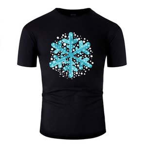Customized Snow T Shirt Man Hipster Graphic Fitness Adult T Shirts Army Green Female Big Size 3xl 4xl 5xl Tee Tops