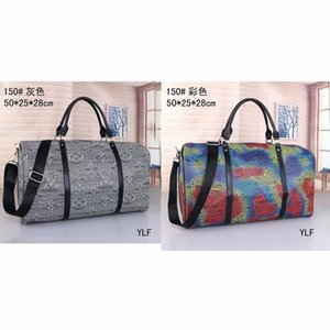 2 color luggage designer handbags 2020 men and women luggage bags fashion shopping bags free shopping 150