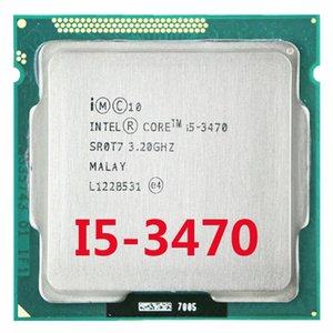 Intel Core i5-3470 i5 3470 3.2 GHz Dört Çekirdekli İşlemci Intel Core İşlemci 6M L3 önbellek TOP 77W LGA 1155