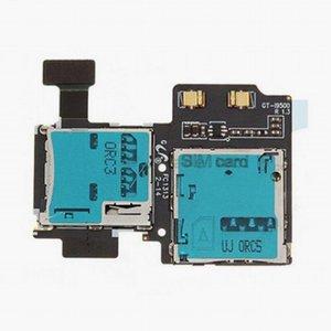 ZONBEMA 5шт / серия для Samsung Galaxy S4 i9505 Micro SD SIM-карты лоток держатель Слот чтения Flex кабель