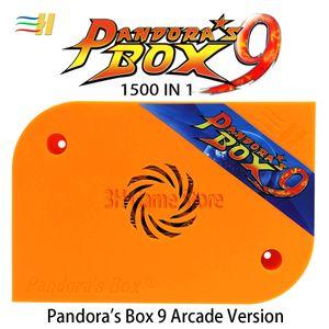 صندوق باندورا 9 الممرات إصدار اللعبة متن بنيت في 1500 الألعاب على آلة الممرات صندوق باندورا 9 1500 في 1 5S باندورا 6S 7 8 9 10