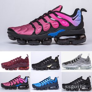 2019 new TN Plus air men women running mens Designers fashion  max shoes Wave Runner Training chaussures Sneakers NHKKR