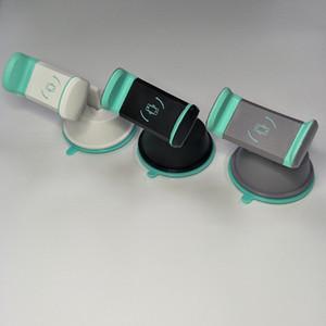 Top Mais Phone Holder Universal Car Fique Air Vent e ventosa montar titular para stand Prova de telefone celular em acessório Car