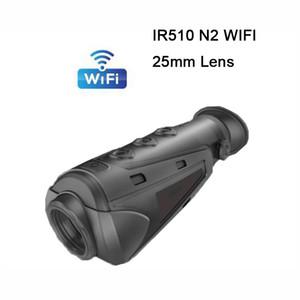 Guida IR510 Nano N2 Wifi 25 millimetri Lens 400x300 palmare per termocamera monoculare per Outdoor e Security Connected a Mobile APP tramite WiFi