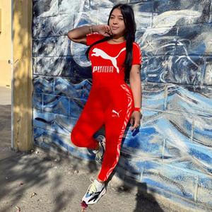 Sommer-Frauen Tracksuits Frau 2 Zweiteilige Kurz Outfits Set Off One Schulter-Bogen-Knoten Crop Top Biker Shorts Kleidung Plus Size Schwarz