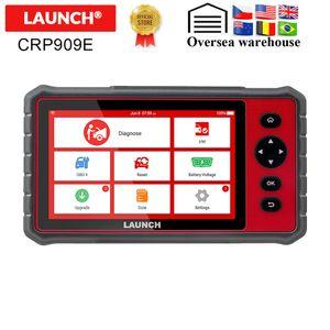 LANCER X431 CRP909E OBD2 voiture diagnostic Scanner professionnel OBD2 Scanner Airbag EPB SAS TPMS IMMO Réinitialiser code automatique Lecteur CRP909