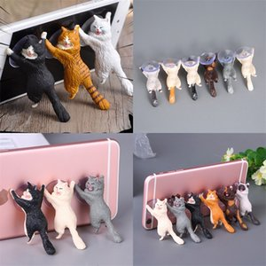 Sucker Mobile Phone Holder With Suction Cup Cute Animal Model Suckers Stand Lazy Man Desktop Trestle Vavious Colors 1 4hc B2