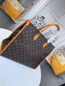 #9557 5A L Brand V Onthego Tote Bags Women Handbag Fashion Classic Clutch Top Handle Evening Bag Genuine Leather Large Capacity Shopping Bag