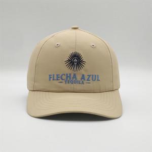 Moda Toptan Erkek Tasarımcı Beyzbol Caps Custom 6 paneli Sihirli Kapatma Kuru Fit Şapka Hızlı Kuru Düz Spor Baseball Şapka Nakış Cap