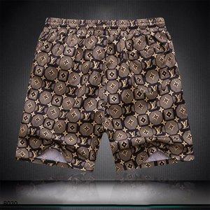 2020 Mens Designer Beach Shorts New Arrival Summer Casual Men Brand Shorts Pants Fashion Mens Printed Knee Length Shorts Size M-3XL