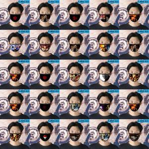 Naruto Oc Cubrebocas Designer Masque réutilisable Tapabocas visage pour bébé Masque Cartoon Visage 01 Naruto Oc uJTql home003