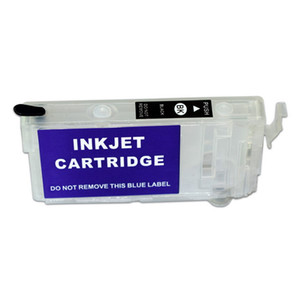 2Sets / lot T812 T812XXL Пополняемый чернильный картридж без чипа для Epson Workforce WF-7820 WF-7840 EC-C7000 принтер