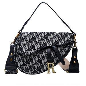 2020 Postacı eyer yeni moda eyer spu kadın omuz çantası kadın haberci çantası