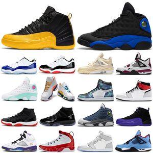 nike air jordan retro Erkek Michigan Oyun Kraliyet 12s Concord 11'ler Şapkanız 13s Spor Kırmızı 9s Erkek Eğitmenler Spor Spor Ayakkabılar 7-13 5s basketbol ayakkabıları