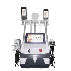 Портативный Cryo 360 похудения машина терапия 360 градусов Технология Двойной подбородок Терапия 3D Cryolipolisis Жир морозильные устройства