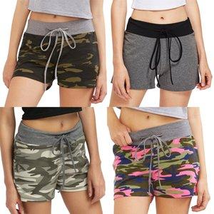 Femmes Deigner été Sportshorts Femmes Baseball Jersey Pantalons Casual Ultra errants Shorts Hot Pants extérieur Shorts actifs # 4931