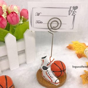 Basketball Shoes Name Clips Table Place Card Holder Wedding Baby Shower Party Favor