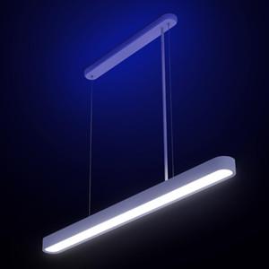 Yeelight teto Luzes LED YLDL01YL Meteorito inteligente Jantar Pendant luzes coloridas YEELIGHT atmosfera leve brilho ajustável