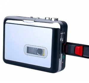 MP3 Metal cassette player Radio   Recorder Tape to MP3 plug TF Card player U disk Tape player