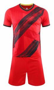 2020 2021 NEW men soccer Jerseys 20 21 Adult kits custom made man football shirt and short personalise kit TJ001