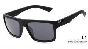 FOX رئيس صن دراجات نظارات FOX النظارات الشمسية الرياضة في الهواء الطلق ركوب الدراجات نظارات 7983 Kmuuv