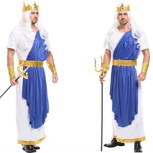 iSLru Halloween cosplaywear Acting roupas adulto traje M-0109 Halloween cosplaywear Acting roupa Figurino fase adulta Pos