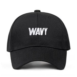 Letter NAVY embroidery Outdoor sports Baseball baseball solid color outdoor sports curvedSun cap cap cap