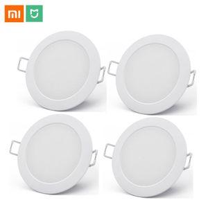 Xiaomi Mijia Смарт Downlight Wifi Работа с Mi домой App Пульт дистанционного управления Белый Теплый свет Смарт Изменить светодиодные